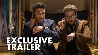 The Interview Official Teaser Trailer In Theaters This
