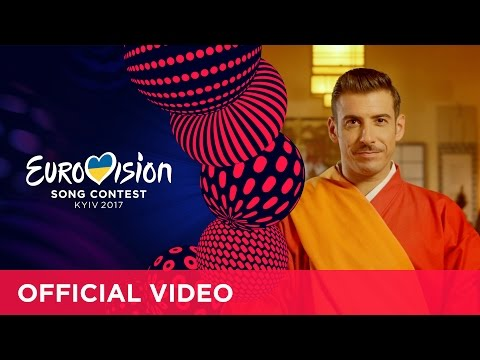 Francesco Gabbani - Occidentali's Karma (Eurovision version) (Italy) - Official Music Video