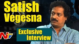 National Film Award Winner Satish Vegesna Exclusive Interview | Sathamanam Bhavati