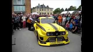 Neo Bros - Saab 96 Track Car