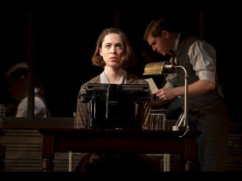 Broadway's Machinal Has Audiences Raving Over Rebecca Hall