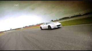 Fifth Gear Lotus Evora