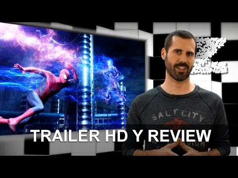 The Amazing Spiderman 2 | Trailer HD en español y review