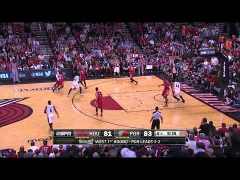 Houston Rockets vs Portland Trail Blazers Game 6 | May 2, 2014 | NBA Playoffs 2014