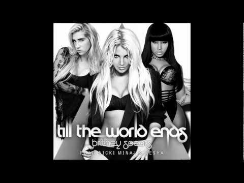 Britney Spears (feat. Nicki Minaj & Ke$ha) - Till The World Ends (Dubstep Electro Remix)