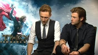 Cast Of Thor: The Dark World Interview With Friday