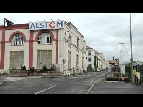 Toshiba lorgne sur Alstom
