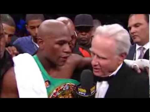 Денот кога професионалниот бокс умре: Ефтиниот удар на Флојд Мејведер