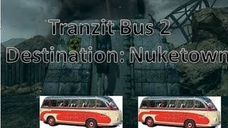 Black Ops 2 Zombies Tranzit/Nuketown Second Bus Mystery