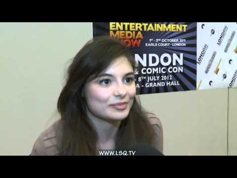 Harry Potter Georgina Leonidas Interview - Lfcc 2011 Movie Trailer