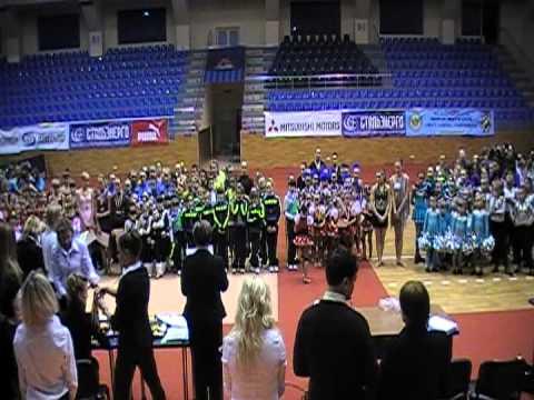 Награждение. Кубок Украины 2011