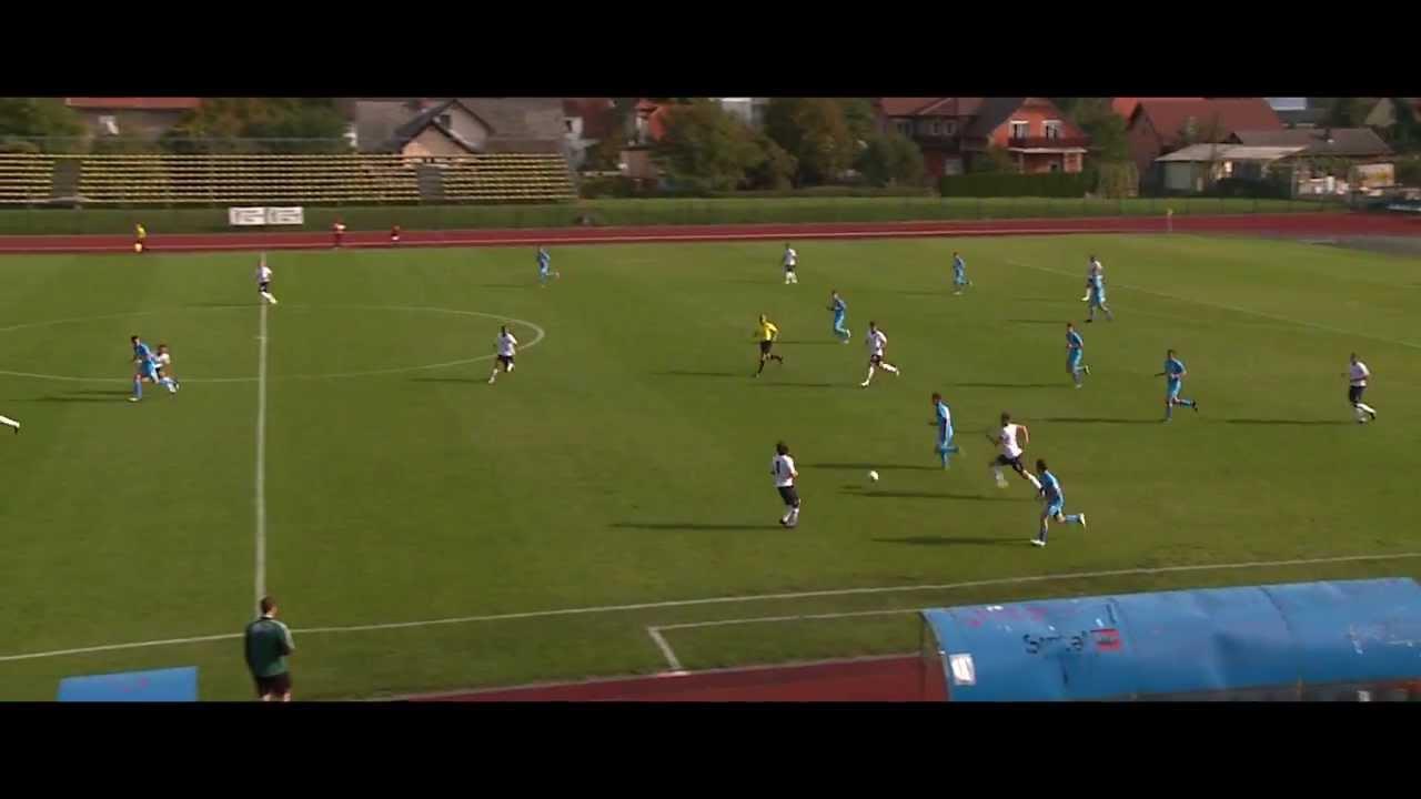 Slovenia U19 1-1 England U19