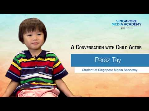 A Conversation with Child Actor, Perez Tay
