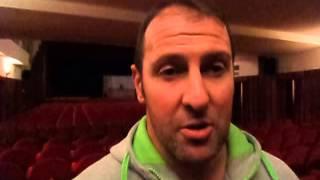 Intervista Alessandro Botturi, presentazione Lumezzane novembre 2013