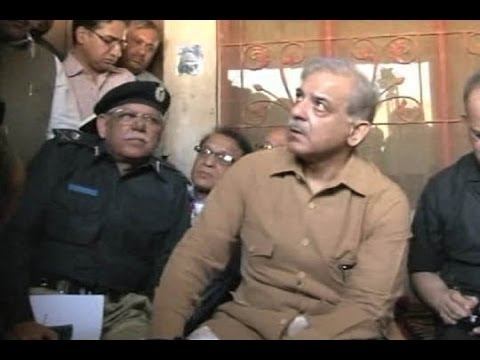 Dunya News-CM Punjab visits rape victim, suspends DSP, SHO and investigating officer