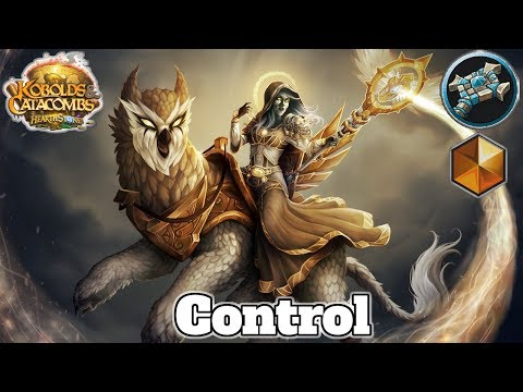 Gameplay Amnesiac's Control Dragon Priest Kobolds And Catacombs | Hearthstone Guide How To Play