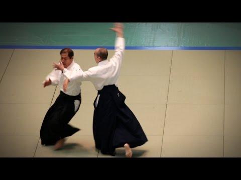 Shimamoto Katsuyuki Shihan (嶋本 勝行) - 54th All Japan Aikido Demonstration (2016)