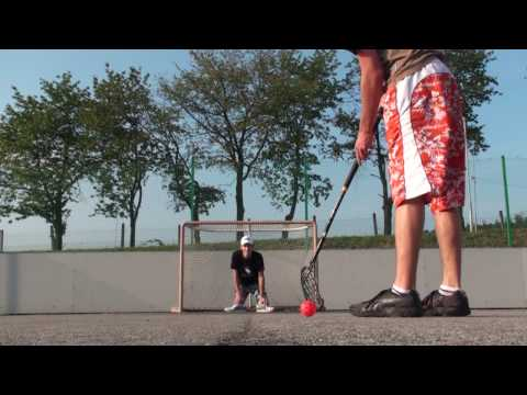 Floorball Freestyle/r Video 6 - Goals