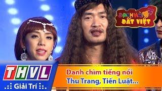 THVL | Danh hài đất Việt - Tập 48: Danh chìm tiếng nổi - Cát Phượng, Thu Trang, Tiến Luật...