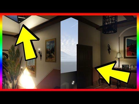 WHAT'S INSIDE THESE SECRET ROOMS IN MICHAEL'S HOUSE? - The Secrets Of Michael De Santa's Safehouse!