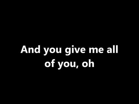 John Legend All Of Me - Lyrics