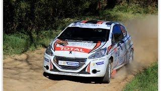 Vidéo Rallye Terre des Causses 2014 - Manu Gascou [HD]