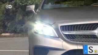 سيارة مرسيدس CLS الجديدة | عالم السرعة