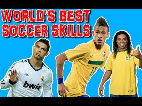 ● World's Best Football Skills ► In One Minute Of Football