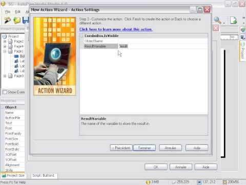 Auto play media studio cd maker part 2  lesson 36