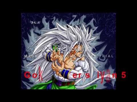 Các cấp của son Goku