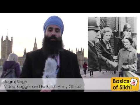 Ex- UK Army Sikh responds to Thatcher & British SAS link to 1984 Bluestar Golden Temple in Amritsar