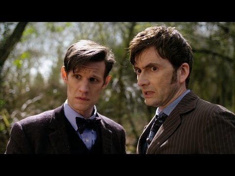 The Day of the Doctor: The TV Trailer - Doctor Who 50th Anniversary - BBC One