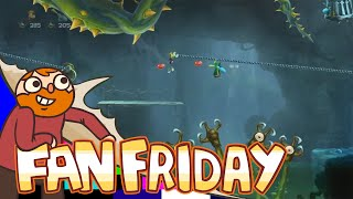 Fan Friday! - Rayman Legends with The Completionist!