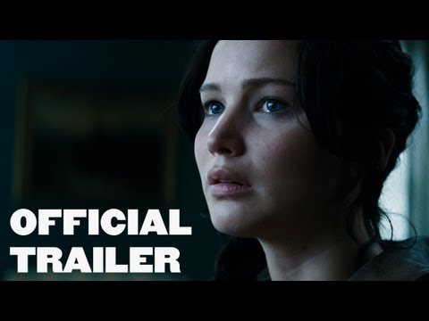 The Hunger Games: Catching Fire - Official Trailer, The official trailer for The Hunger Games: Catching Fire... Coming to theaters November 22nd, 2013! Log in to http://www.theHungerGamesExplorer.com and earn ...