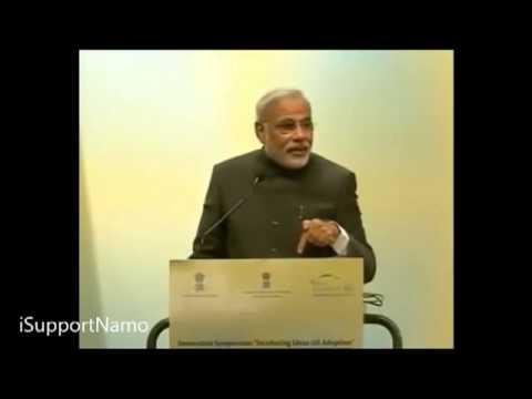 Modi's joke on Manmohan - Killer