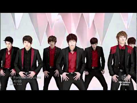 U-Kiss - Forbidden Love [ FULL MV ] {HD},