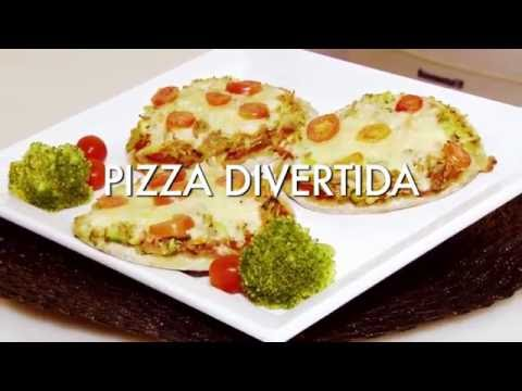 PIZZA DIVERTIDA