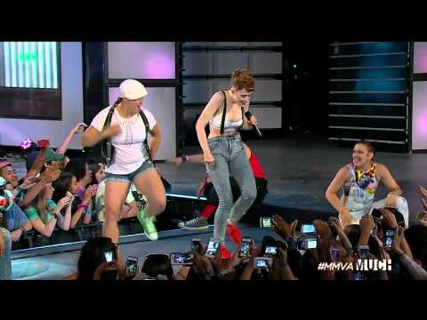 Kiesza - Hideaway @ Live Much Music Videos Awards 2014