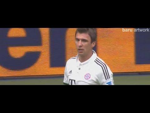 Mario Mandžukić • Bayern München • All goals │2013│