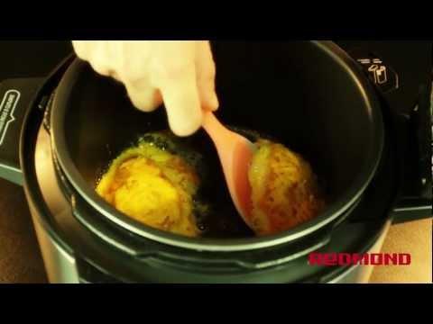 Куриное филе в мультиварке редмонд рецепты с фото пошагово
