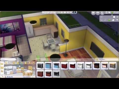 Kianas World Episode 2: Creating Kianas House l SIMS 4 SERIES