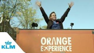 KLM & Heineken The Orange Experience 2015
