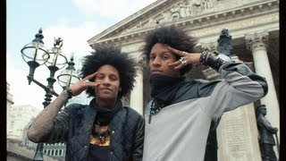 "Larry In London For Beyonce YAK FILMS X LES TWINS ""One"