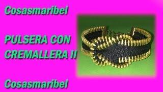 Pulsera Con Cremallera II