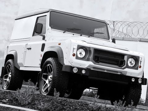 ?#landrover TOP REVIEW Land Rover - Kahn Design Land Rover Defender White 0c