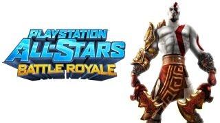 PlayStation All Stars Battle Royale Walkthrough Part 1