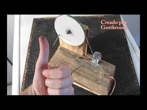 Generador energ a casero f cil y r pido free energy - Generador de corriente ...