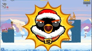 Angry Birds Friends Winter Tournament 1 Level 3 Record