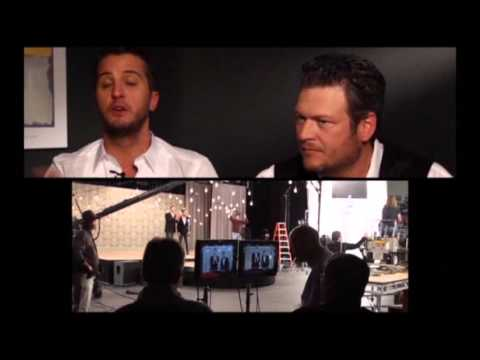 Blake Shelton, Luke Bryan Ready to Host ACMs