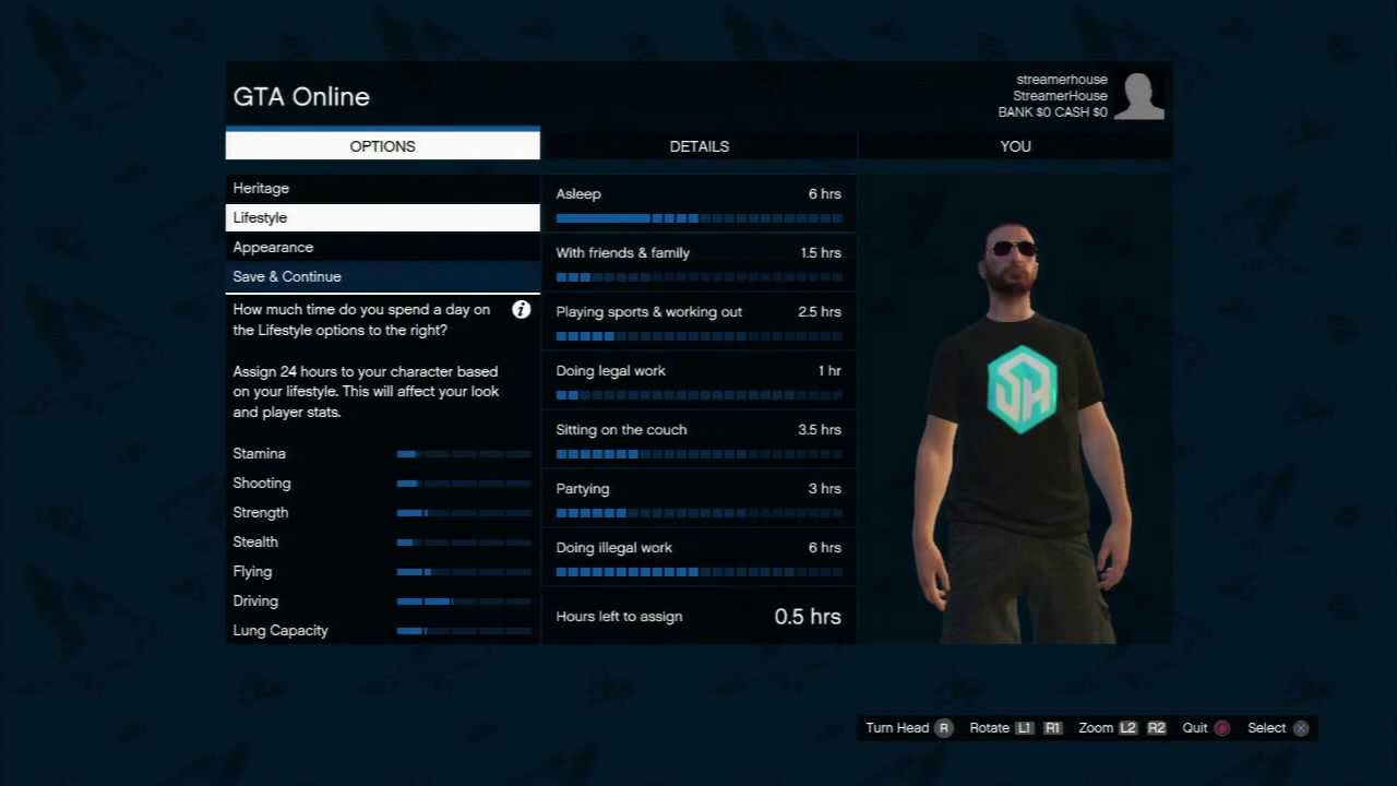 gta 5 online character creation slots